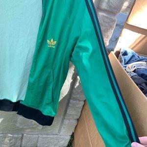 adidas Jackets & Coats - Vintage Adidas track jacket